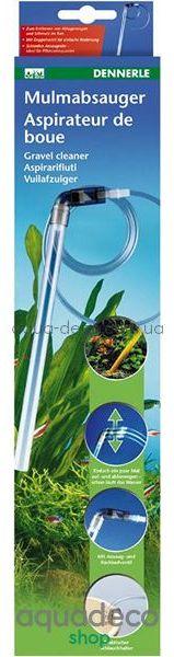 Сифон для грунта Dennerle 50 cm: купить в киеве, цена, фото, обзор, инструкция. Aqua-Deco.com.ua