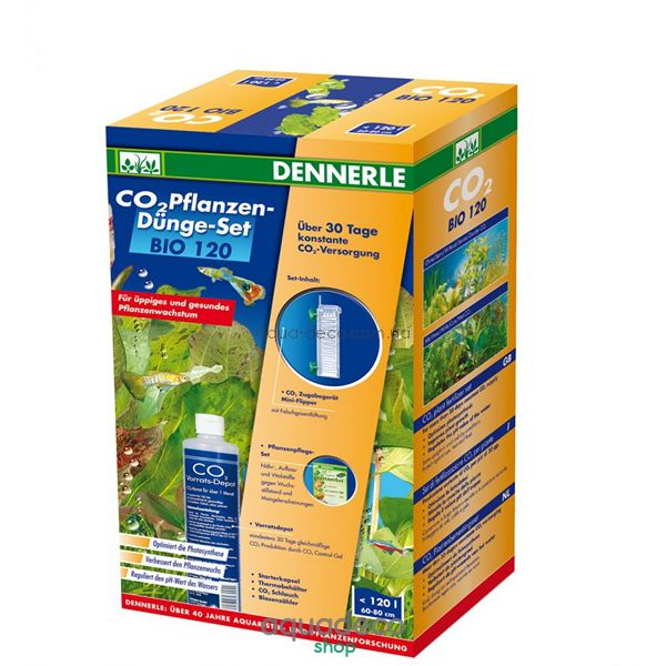 Комплект для удобрения растений CO2 BIO 120: купить в киеве, цена, фото, обзор, инструкция. Aqua-Deco.com.ua