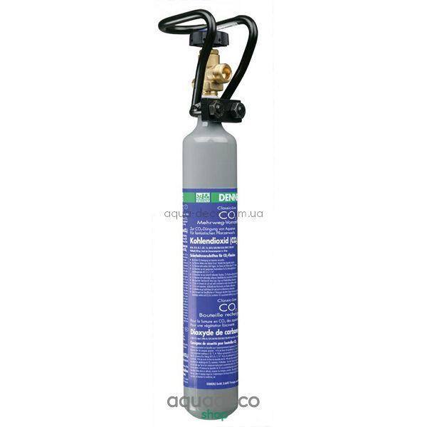 СО2-заправляемый баллон Dennerle, 2000 грамм: купить в киеве, цена, фото, обзор, инструкция. Aqua-Deco.com.ua