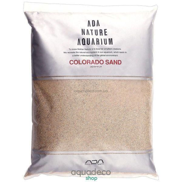 ADA Colorado sand 8kg Декоративный песок 106-508 - aqua-deco.com.ua