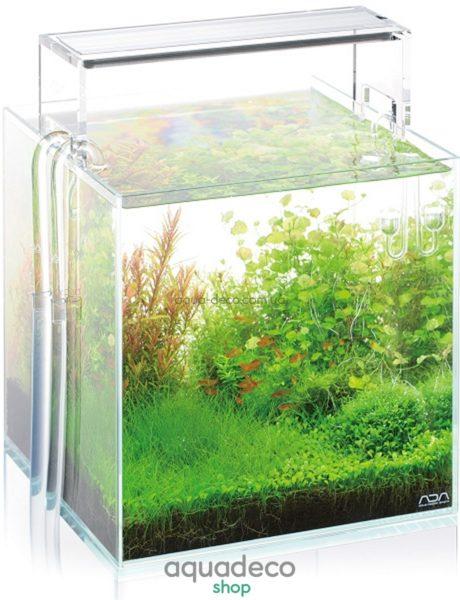 Установка системы освещения в аквариум по инструкции ADA