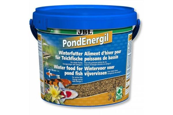 JBL PondEnergil корм для прудовых рыб, 5.5 л