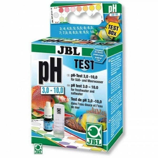 Экспресс-тест JBL pH 3