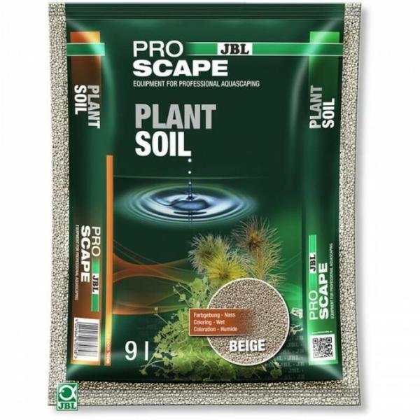 Питательный грунт JBL ProScape Plant Soil BEIGE для растительных аквариумов