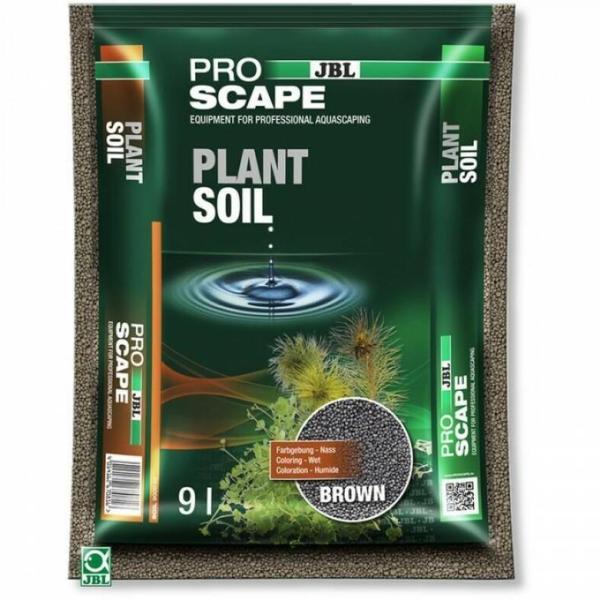 Питательный грунт JBL ProScape Plant Soil BROWN для растительных аквариумов