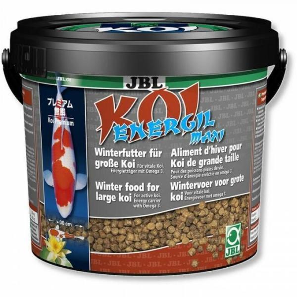 Корм для рыб JBL Koi Energil maxi, 5.5 л