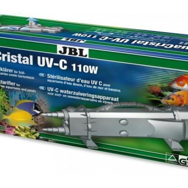 JBL Ультрафиолетовый сетрилизатор AquaCristal UV-C, 110 Вт.
