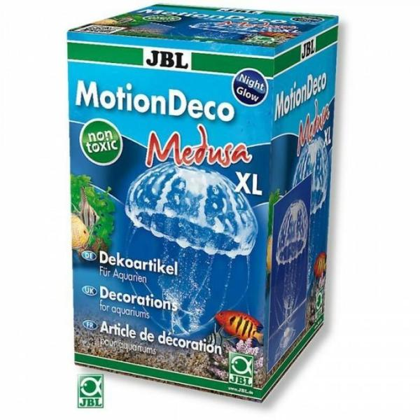 JBL MotionDeco Medusa XL медуза большая белая, силикон.