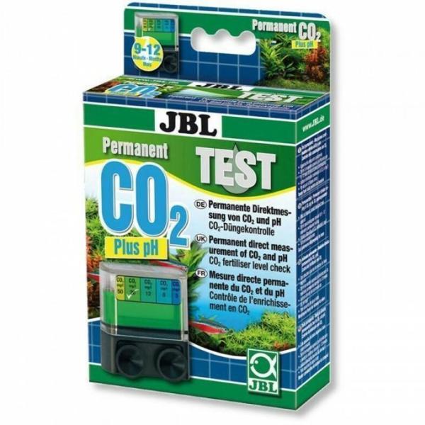 JBL CO2/pH Permanent Test-Set длительное измерение CO2 и pH в воде.