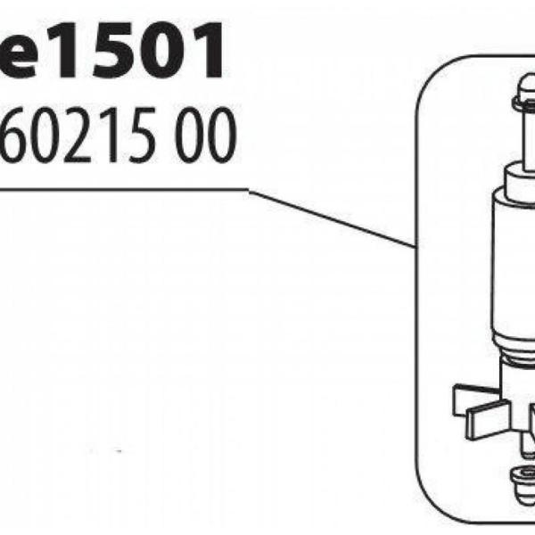 JBL Запасная часть ротор с керамическим стержнем СР (е1501).