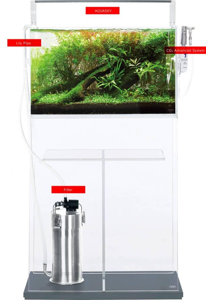 Запуск природного аквариума по системе ADA Амано prc07 img01 AquaDeco Shop