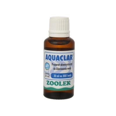 Средство для борьбы с водорослями ZOOLEK Aquaclar  (ZL0151) 0151 aquaclar 30ml AquaDeco Shop