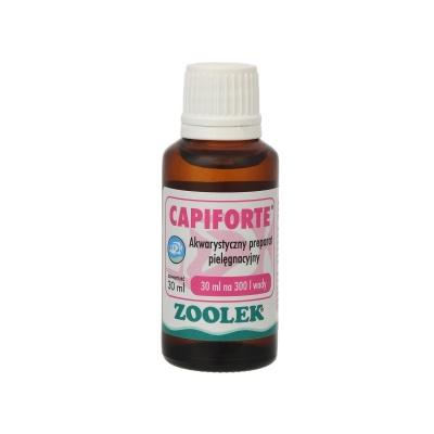 Против трематод и ленточных червей ZOOLEK Capiforte  (ZL0541) 0541 capiforte 30ml AquaDeco Shop