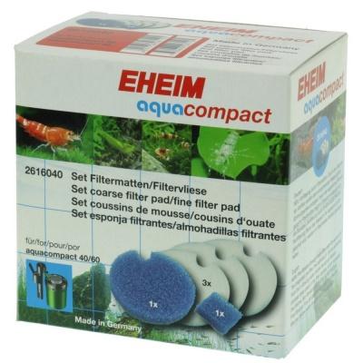 Фильтрующие губки_прокладки для AquaCompact  (2616040) 2616040 AquaDeco Shop