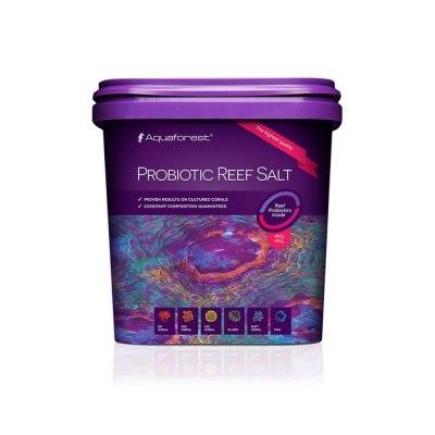 Соль рифовая с пробиотиками AQUAFOREST Probiotic Reef Salt  (730013) 730013 AquaDeco Shop