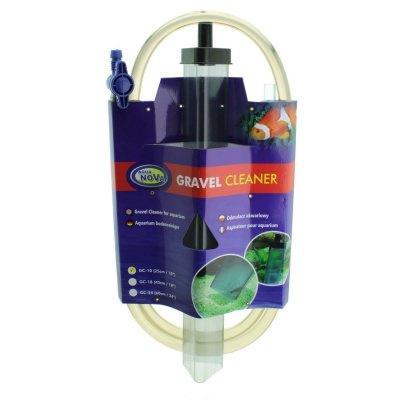 Сифон для чистки грунта AQUA-NOVA  (GC-10) GC 10 AquaDeco Shop