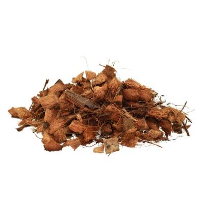 Подложка из кокоса CHIPS M 8-22мм 1.4кг 9л. (KOKOS-CHIPS-M-9l) KOKOS CHIPS M 9l 1 AquaDeco Shop