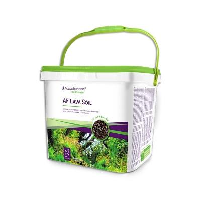 Субстрат для растений AQUAFOREST AF Lava Soil 5л.  (738415) full AF Lava Soil1 AquaDeco Shop