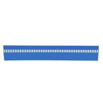 Переливной гребень для аквариума 42см.  (hrebin-blue) perelyvnyy hrebin blue AquaDeco Shop