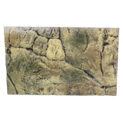 Фон плоский скала для аквариума, террариума ATG LINE  (PLPU40x25)  AquaDeco Shop