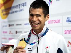 堀越信司 マラソン リオパラリンピック