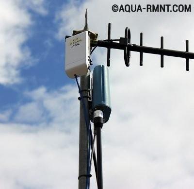 Наружная направленная Wi-Fi антенна