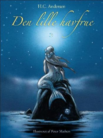 Hans Christian Andersen Little Mermaid Book