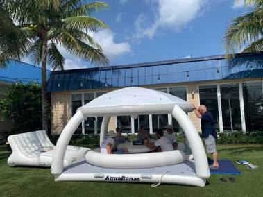 Inflatables Land for Party