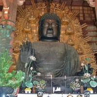 Go around the world of Buddha statues  3:  The changes of the Japanese Buddha statue