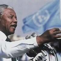 People who passed through the hardest wall 2: Mandela and apartheid