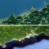 Visiting from Tajima shore to Tango Peninsula 10:  Visiting Tango Peninsula 2
