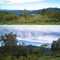 南信州を訪ねて 7:  馬の背からの眺望