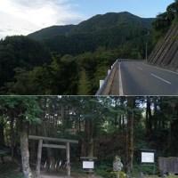 南信州を訪ねて 6:  昼神温泉と周辺