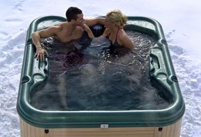 Nordic retreat spa by aquacraft pools danvers ma