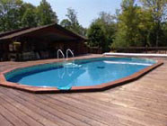 aquacraft pools and spas of danvers king george pool