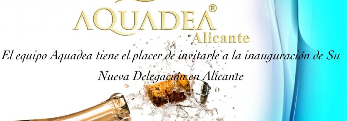 Inauguración Nueva Delegación de Aquadea en Alicante