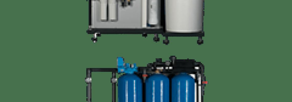 Equipo de Osmosis Industrial Tipo I