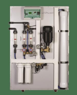 Equipo de Osmosis Industrial Tipo 3