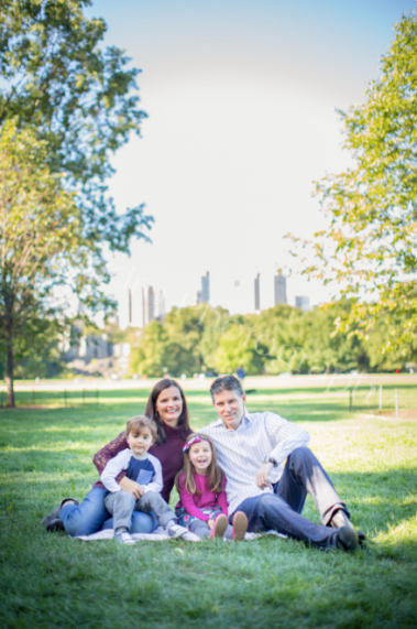 central park, nyc, family photo, great lawn
