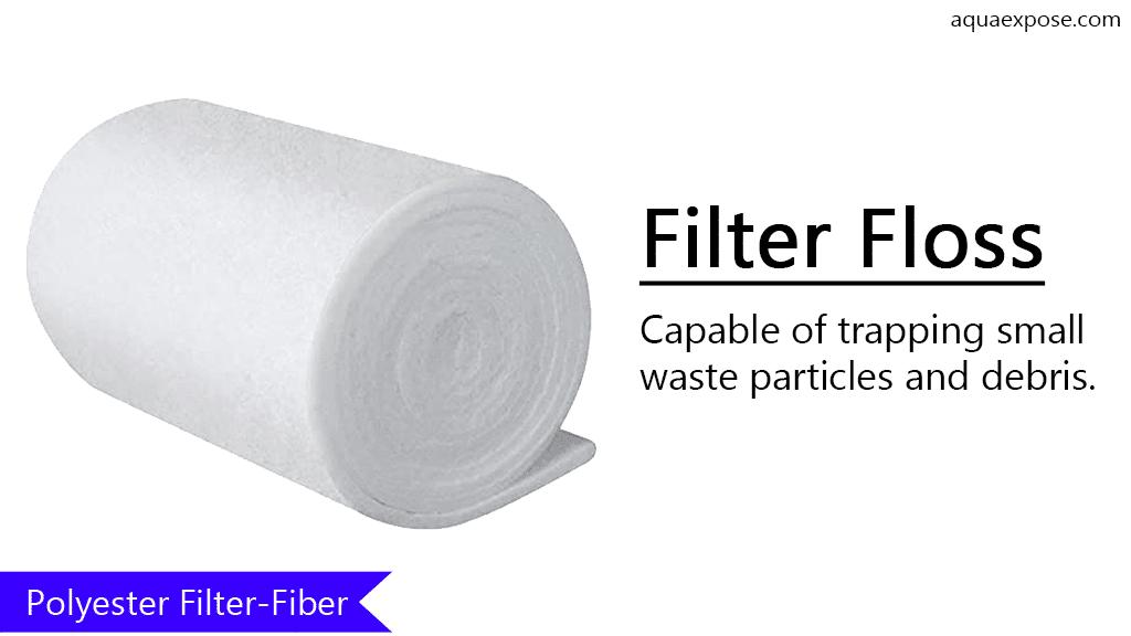 Best mechanical filter media (Filter Floss media) for aquarium