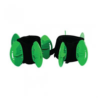 Low Resistance Green Leg Fins