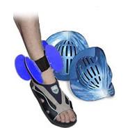 Leg Fin & Hand Grip Combo