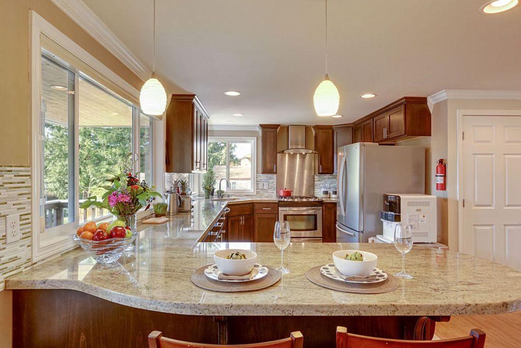 Typhoon Bordeaux Granite - Natural Beauty in Your Kitchen on Typhoon Bordeaux Granite Backsplash Ideas  id=13868