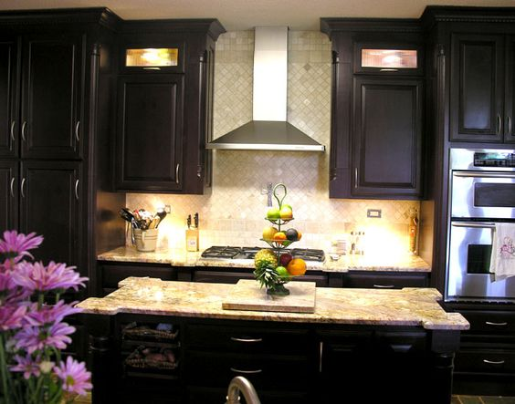 Typhoon Bordeaux Granite - Natural Beauty in Your Kitchen on Typhoon Bordeaux Granite Backsplash Ideas  id=81261