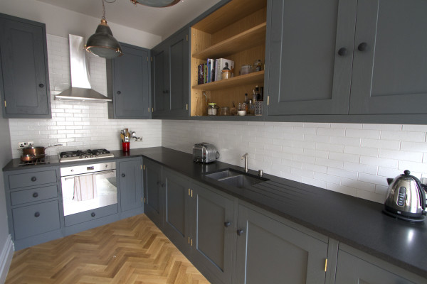 Black Granite Countertops - Luxurious Look for Kitchens on Black Granite Countertops Kitchen  id=65677