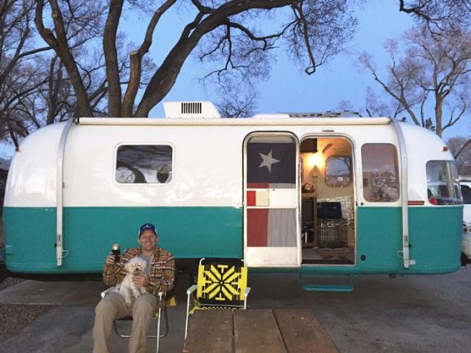 texas airstream