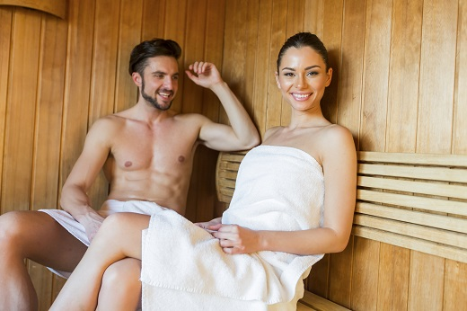 Stay Healthy This Winter with a Personal Sauna