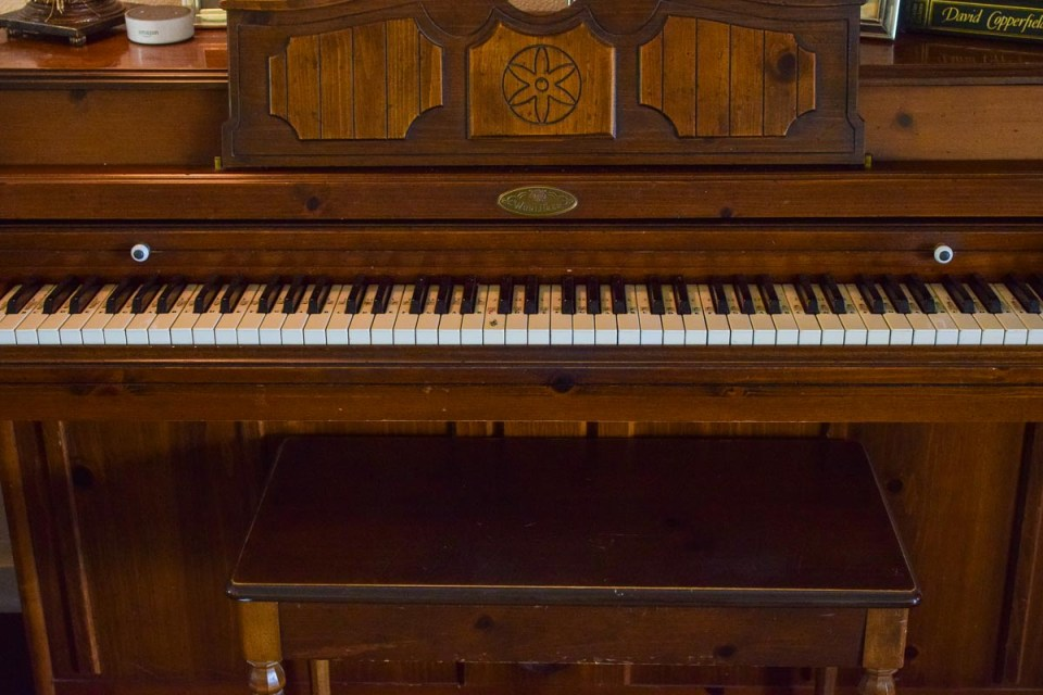 piano for the truth about homeschool