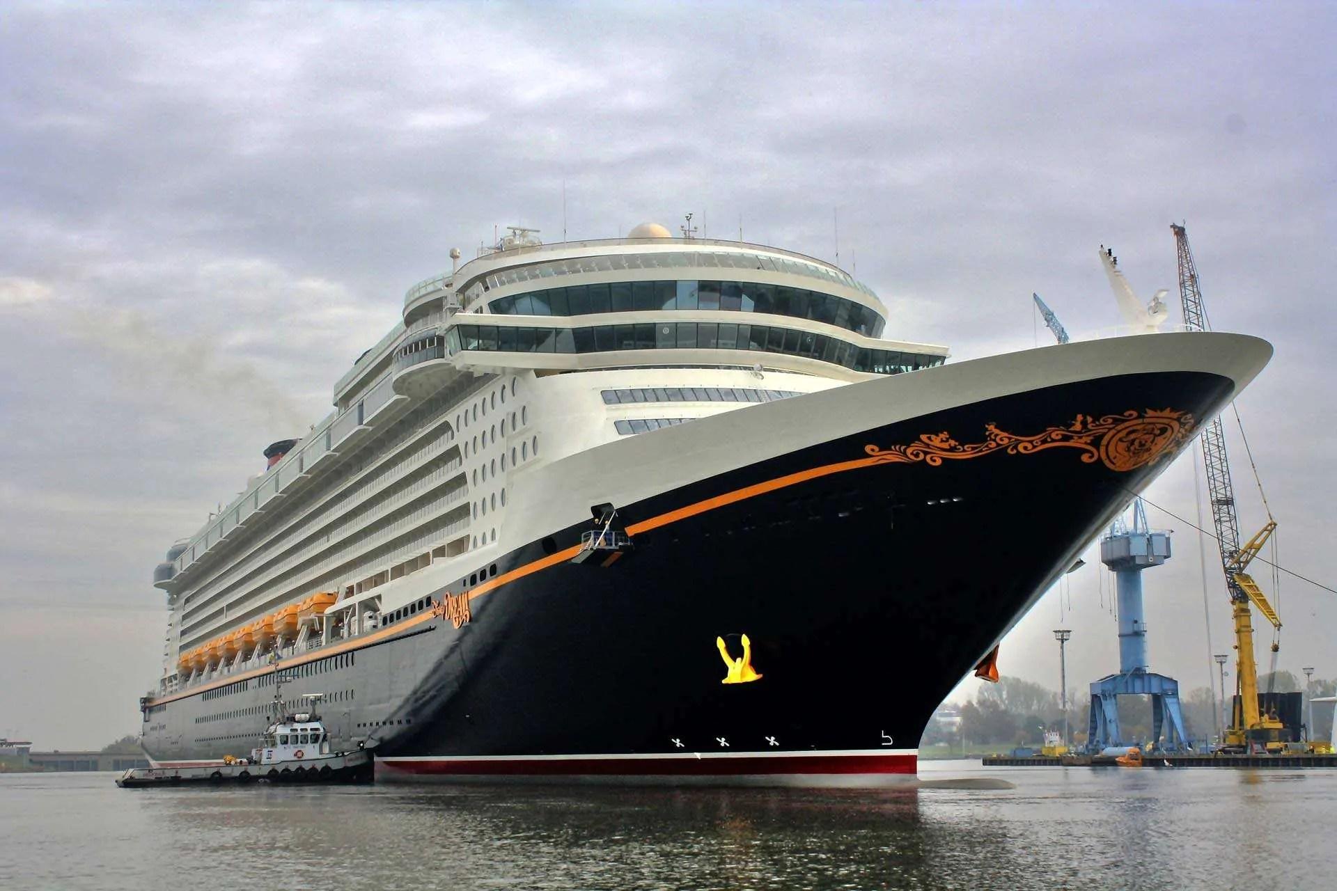 Disney Cruise Ship Waterslides