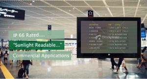 Electronic Digital Notice Boards